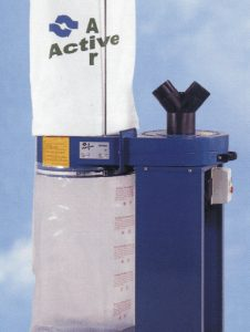 Active Air DE 1600 Dust Extractor