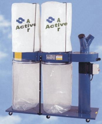 Active Air DE 2300 Dust Extractor 1