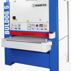 Houfek Bulldog 5 Wide Belt Sanding Machine