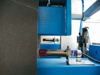 Houfek Bulldog 5 Wide Belt Sanding Machine 9
