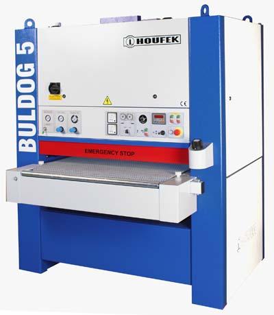 Houfek Bulldog 5 Wide Belt Sanding Machine 1