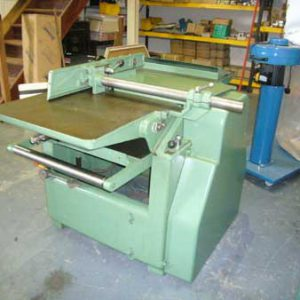 Dominion Planer Thicknesser Type DAA