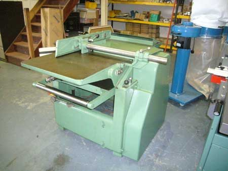 Dominion Planer Thicknesser Type DAA 2