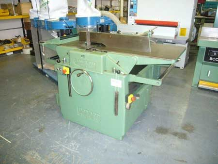 Dominion Planer Thicknesser Type DAA 1