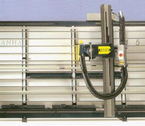 Harwi Piranha 1550 - 1850 Vertical panel saw