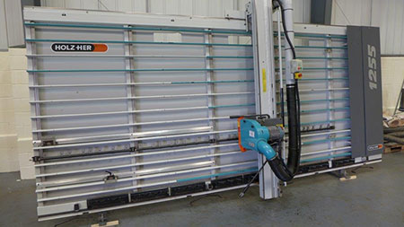 Holzher 1255 Panel Saw