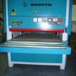 Houfek Combi 1100 RC Twin Belt Sander