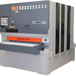 Houfek Maxx Wide Belt Sanding Machine