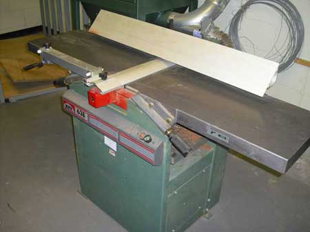 Kity 638 Planer Thicknesser - Conway Saw Woodworking Machinery