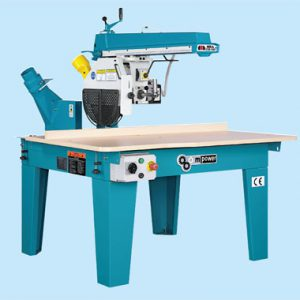 Mpower Radial Saw Type MRA 350 400 450