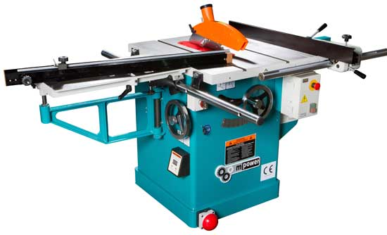 Mpower Ts 300 Dimension Saw Conway Saw Woodworking Machinery