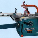 Mpower TS 450 Tilt Arbor Saw Bench 1