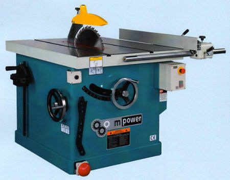 Mpower TS 450 Tilt Arbor Saw Bench