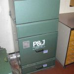 P & J 2.5 HP Dust Cab x 3