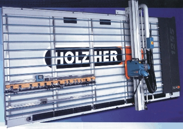 HOLZ-HER PK1255 Vertical Panel Saw