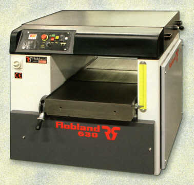 Robland D-630 Thicknesser 1