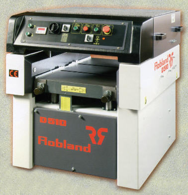 Robland D-510 Thicknesser 1