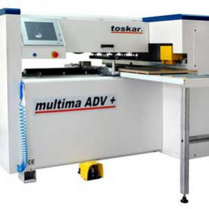 TOSKAR Multima ADV + NC Panel Boring Machine