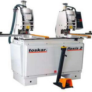 TOSKAR Flexis 2 Panel Boring Machine
