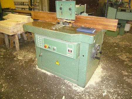 Wadkin Spindle Moulder Type Bcc Conway Saw Woodworking Machinery