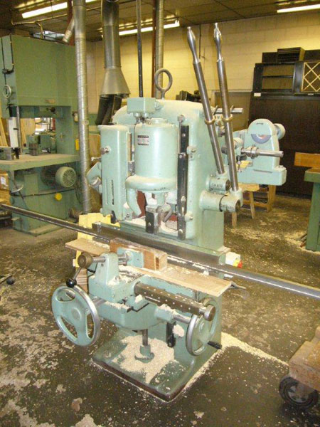 Wadkin Chain/Chisel Mortiser Type MF 1