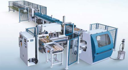 Automatic Finger Jointing Line 1