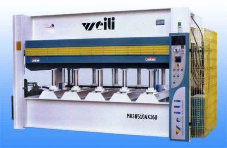 Weili Hot Press MH38510A 1