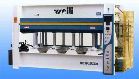 Weili Hot Press MH38410A 1