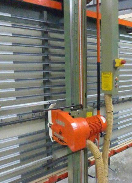 Holzher 1265 Supercut Vertical Panel Saw