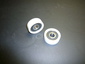 Nylon Bearing For Sliding Carriage On CP Range Of Panel Saws
