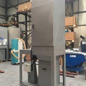 P & J 3KW Dust Cabinet
