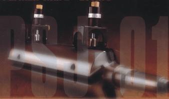 Magnetic & Micro-Adjustable Planer Knife Setting Jigs