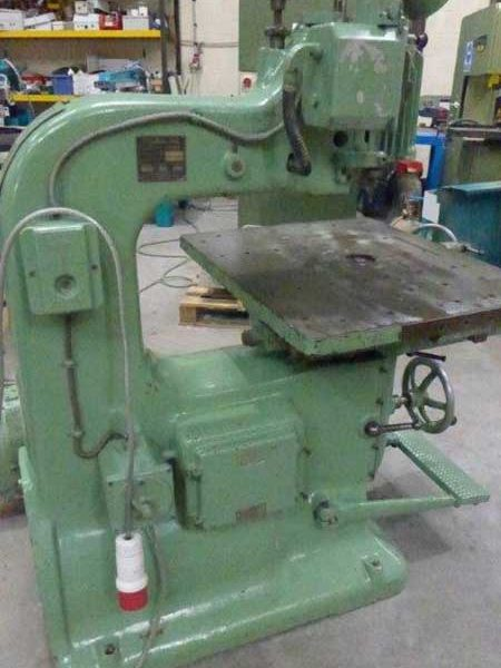Wadkin Ls Compound Table Router Conway Saw Woodworking