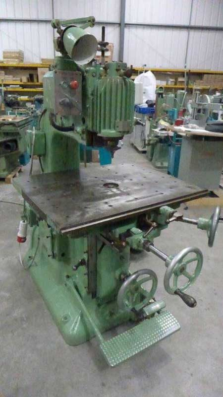 Wadkin LS Compound Table Router