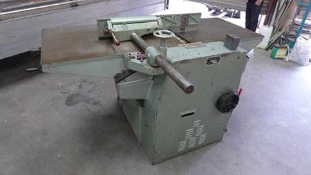 Wadkin BT 630 Planer Thicknesser