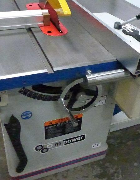 Mpower TS 300 - Conway Saw Woodworking Machinery