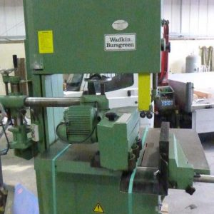 Used Wadkin PBR Band Resaw