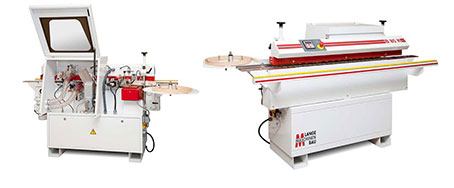 Lange Maschinen Bau B 85K Edge Banding Machine